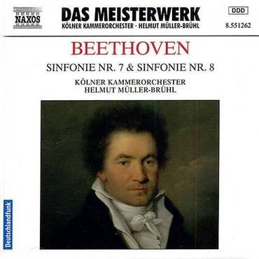 Beethoven: Symphonies Nos. 7 And 8