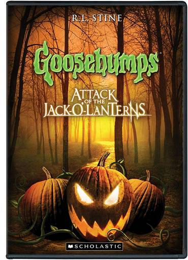 Goosebumps: Attack of the Jack O Lanterns