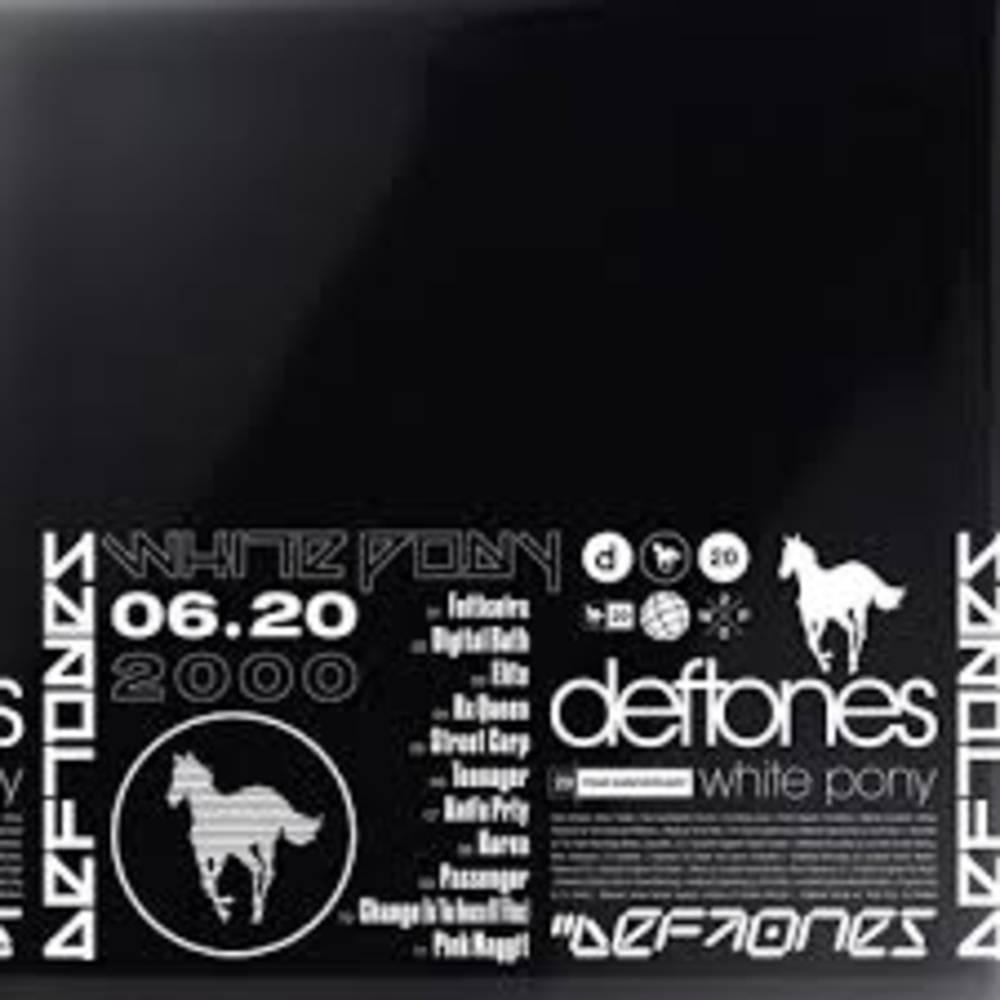 Deftones - White Pony: 20th Anniversary [2LP]