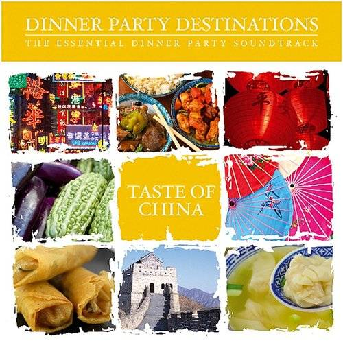 Bar De Lune Presents Dinner Party Destinations (Taste Of China)