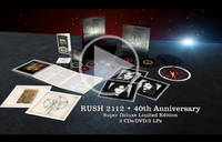 RUSH - 2112: 40th Anniversary