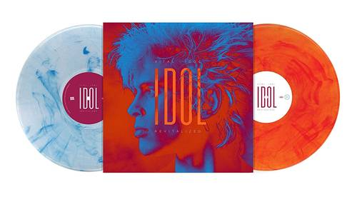Vital Idol: Revitalized [Silver/White Orange/Red Swirls 2LP]