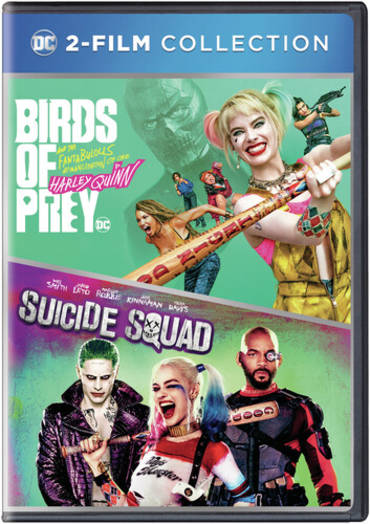 Birds Of Prey/ Suicide Squad