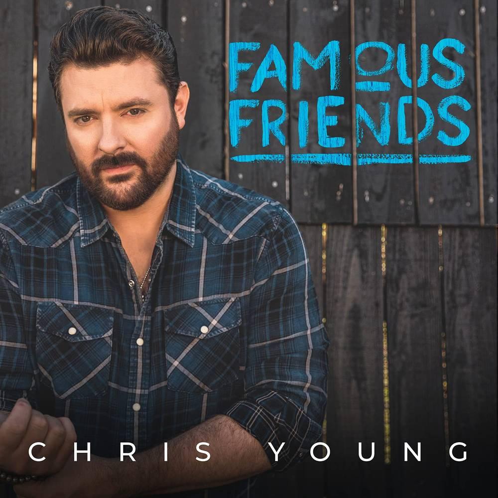 Chris Young - Famous Friends [LP]