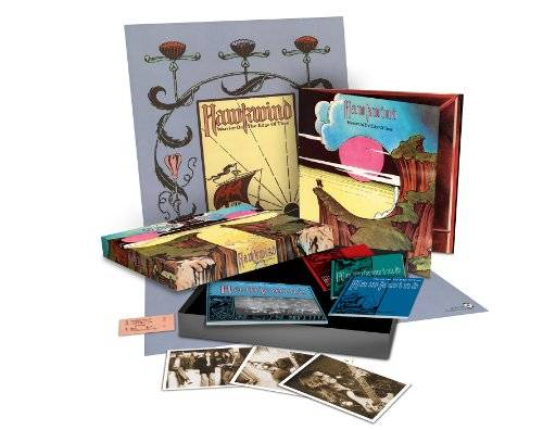 Warrior On The Edge-Super Deluxe Box S