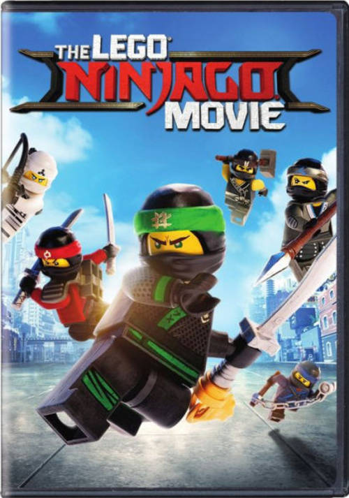 Lego Ninjago Movie / (Spec)