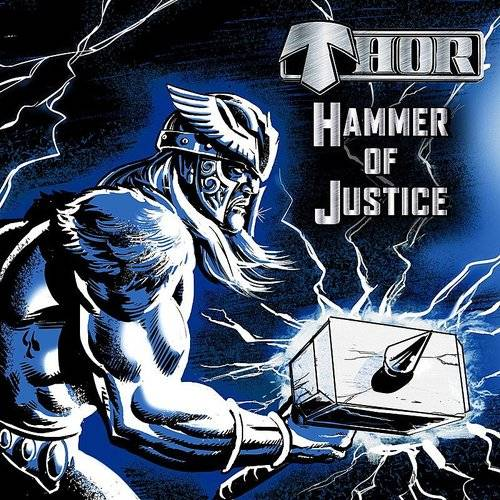 Hammer Of Justice (Blue) (Ltd)