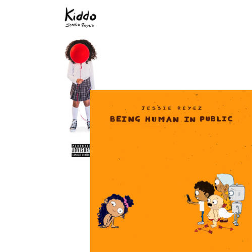 Being Human In Public / Kiddo [Indie Exclusive Limited Edition LP]