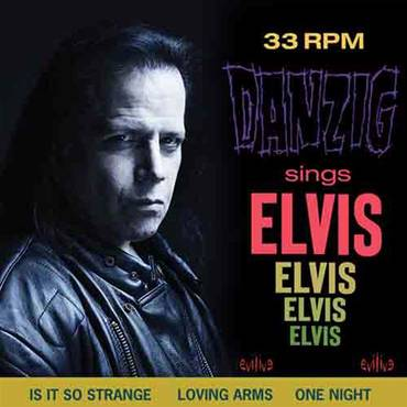 Sings Elvis [LP]