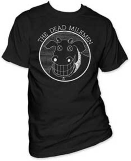Dead Milkmen - Cow Logo Black (S)