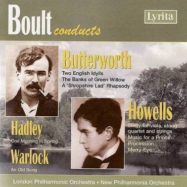 Boult Conducts British Composers