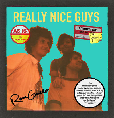 Ron Gallo - Really Nice Guys EP