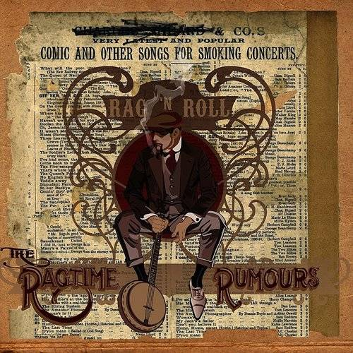 Image result for the ragtime rumours - rag 'n roll