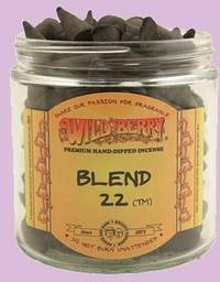 WILD BERRY  - CONES INCENSE BUNDLE