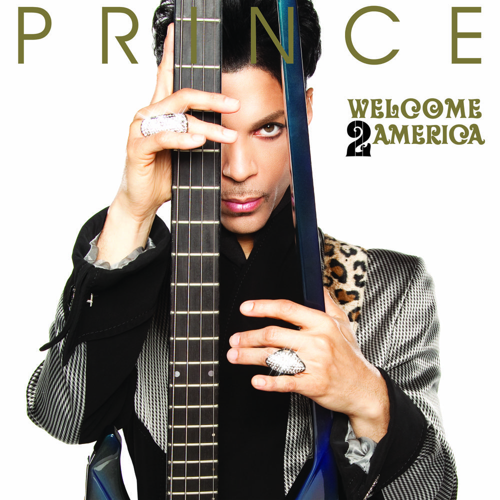 Prince - Welcome 2 America [2LP]