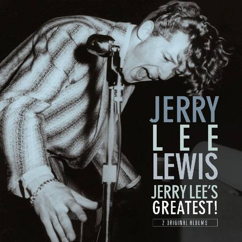 Jerry Lee Lewis / Jerry Lee's Greatest! [Import LP]