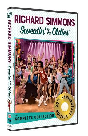 Richard Simmons: Sweatin' to the Oldies The Complete Collection 30th Anniversary