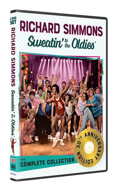 Richard Simmons - Richard Simmons: Sweatin' to the Oldies The Complete Collection 30th Anniversary