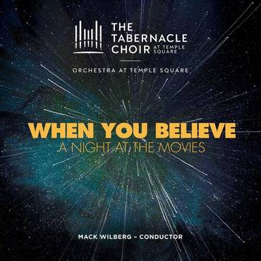 When You Believe: A Night At The Movies