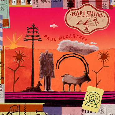 Egypt Station Explorer's Edition [2CD]
