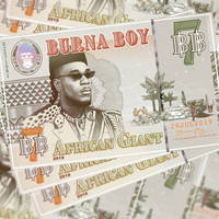 Burna Boy - African Giant [2CD]