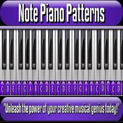 Note Piano Patterns