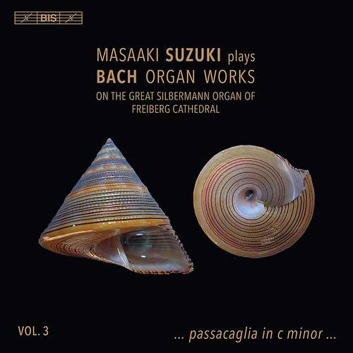 Suzuki Plays Bach Organ 3 (Hybr)