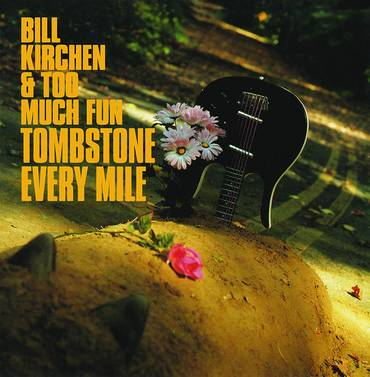 Tombstone Every Mile [LP]