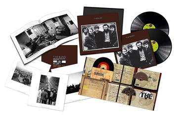 The Band: 50th Anniversary [Super Deluxe]