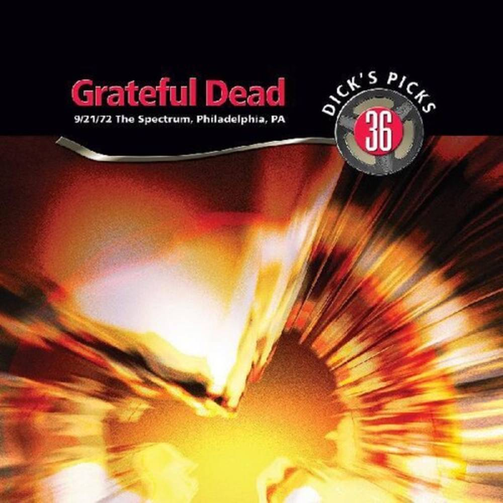 Grateful Dead - Dicks Picks Vol. 36 - The Spectrum, Philadelphia PA 9/ 21/ 72 [Limited Edition 7LP Box Set]