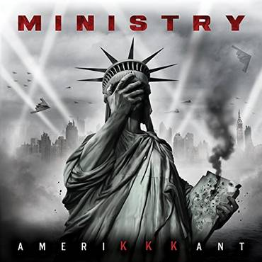 AmeriKKKant [Red & Black Swirl LP]