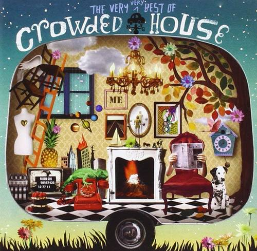 The Very Very Best Of Crowded House [Import Limited Edition LP]
