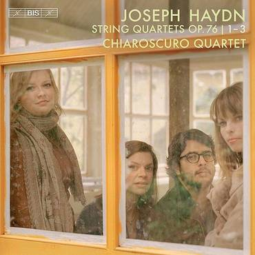String Quartets 76 1-3 (Hybr)