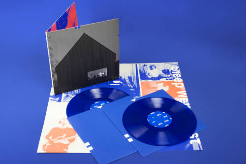 Sleep Well Beast [Indie Exclusive Limited Edition Blue LP]