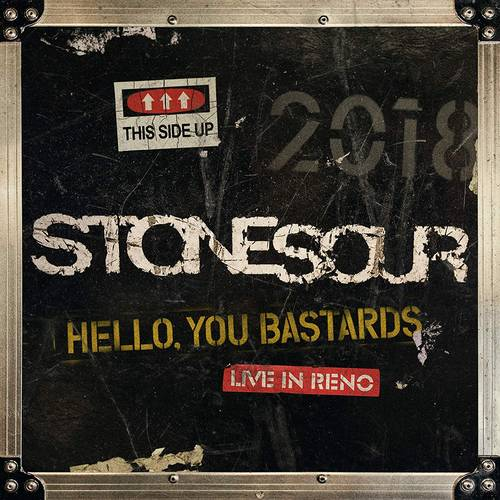 Hello, You Bastards: Live In Reno [LP]