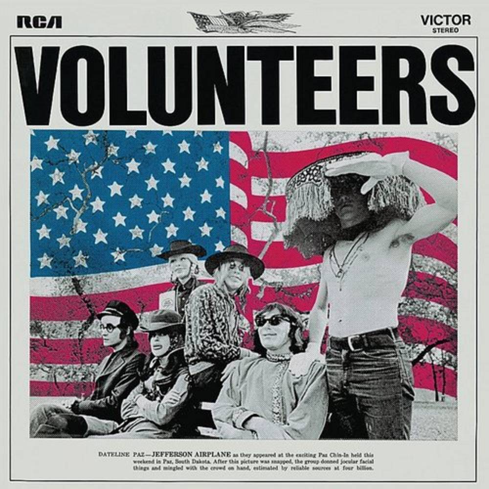 Jefferson Airplane - Volunteers [180G Remastered LP]
