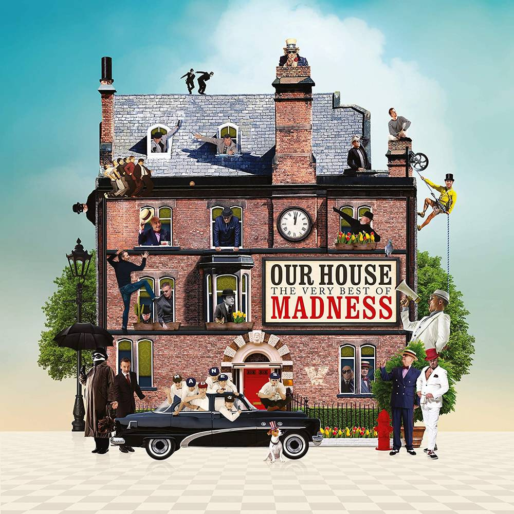 Madness - Our House [LP]