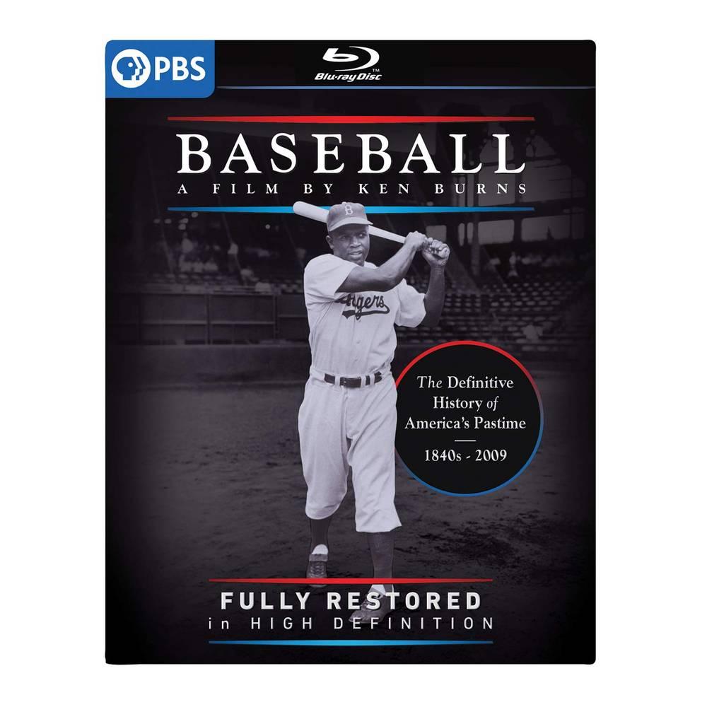 Ken Burns - Baseball: A Film by Ken Burns [Restored in High Definition Blu-ray]