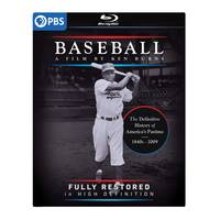 Ken Burns - Baseball: A Film by Ken Burns [Restored in High Definition Blu-ray]