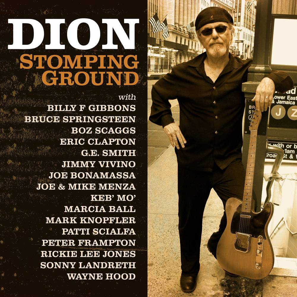 Dion - Stomping Ground [LP]