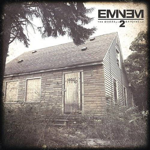 The Marshall Mathers LP2 [Clean]