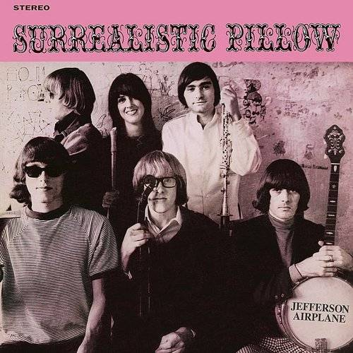 Jefferson Airplane - Surrealistic Pillow [180G Remastered LP]