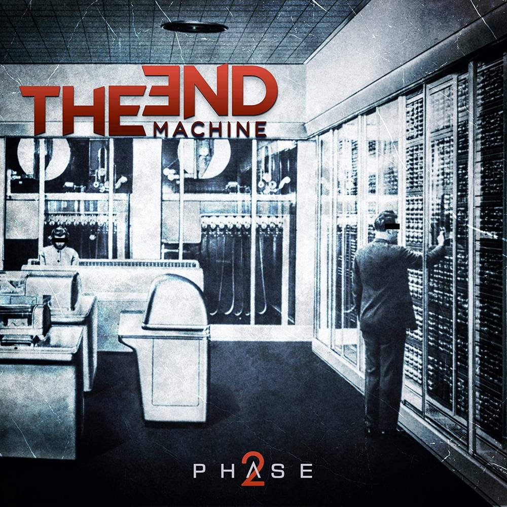 The End Machine - Phase2 [Red 2LP]
