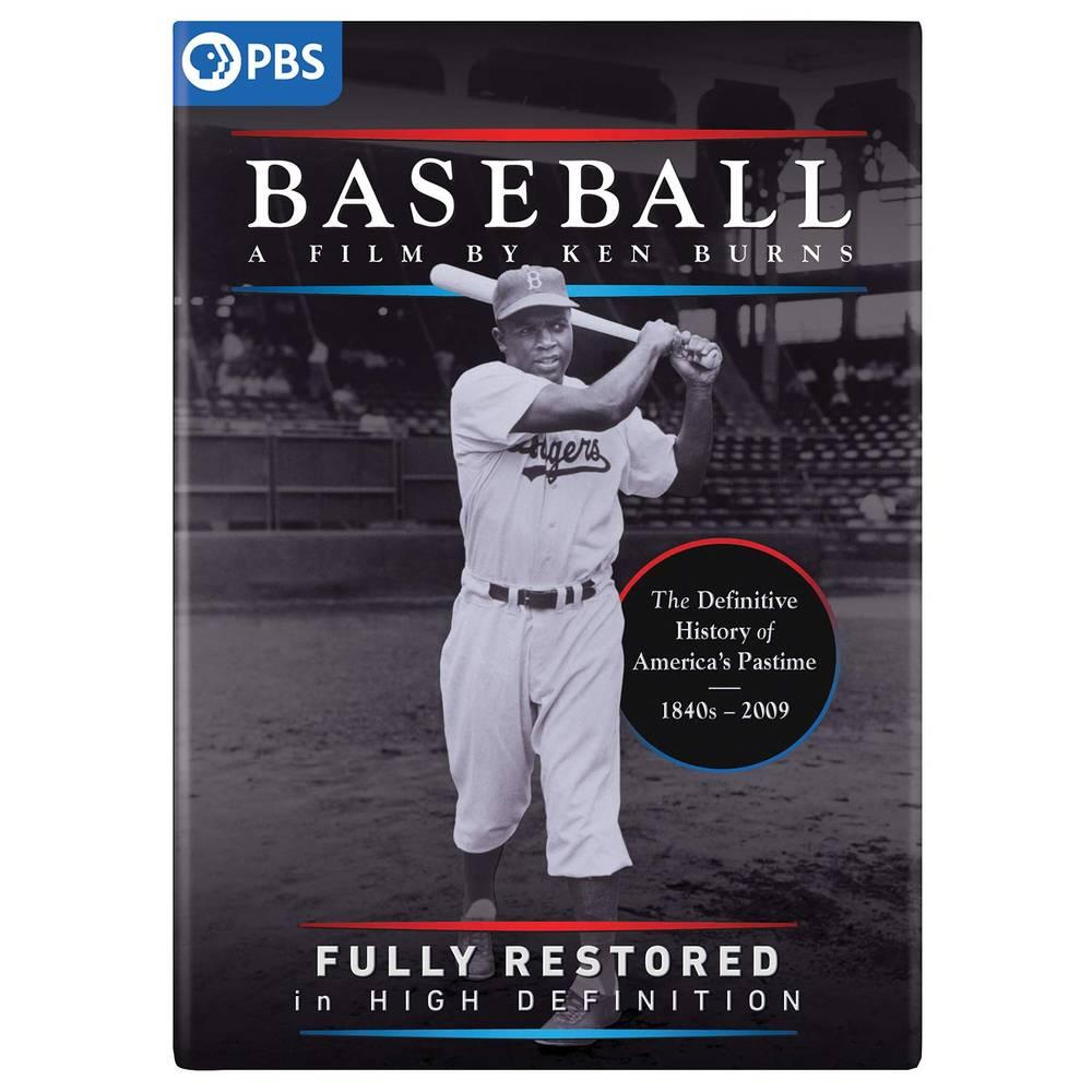 Ken Burns - Baseball: A Film by Ken Burns [Fully Restored in High Definition DVD]