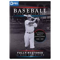 Ken Burns - Baseball: A Film by Ken Burns [Fully Restored in High Definition DVD]
