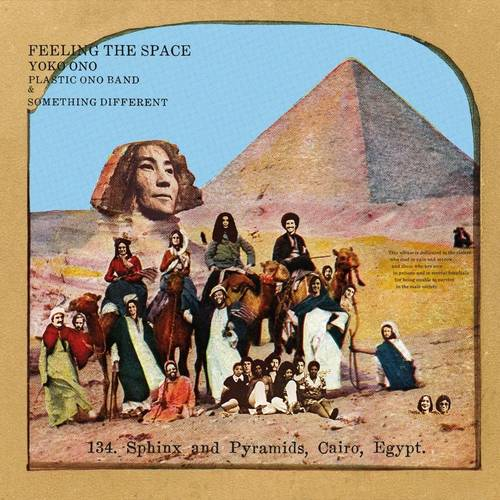 Feeling The Space [LP]