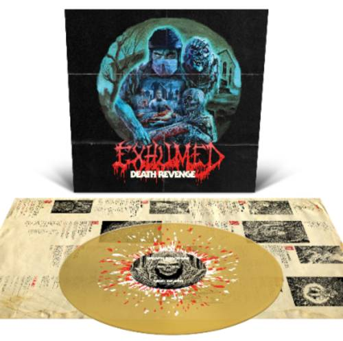 Death Revenge [Indie Exclusive Limited Edition Beer w/Blood Red & Bone White Splatter LP]