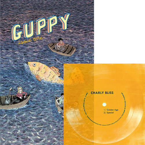 Guppy Issue 1 [Indie Exclusive Limited Edition Comic Book + Flexi Disc]