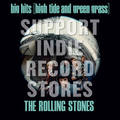 The Rolling Stones - Big Hits (High Tides and Green Grass) UK [RSD 2019]