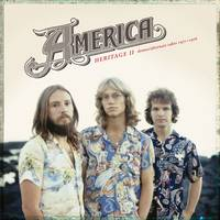 America - Heritage Ii: Demos/Alternate Takes 1971-1976 (Rex) RSD 2020